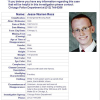 Jesse Ross Fact Sheet